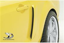 Mustang Quarter Panel Scoops (05-09)