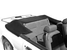 Mustang Black Convertible Top Boot (83-89)