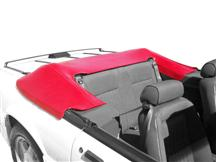Mustang Convertible Top Boot Scarlet Red (87-89)