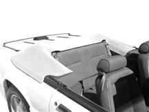 Mustang Convertible Top Boot White (83-89)