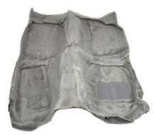 Mustang Floor Carpet Coupe & Hatchback Opal Gray (93-93)