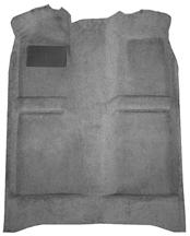 Mustang Floor Carpet  Charcoal Gray (83-86) Convertible