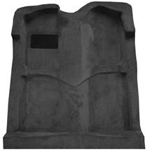 Mustang ACC Mass Back Floor Carpet Dark Charcoal (99-04)
