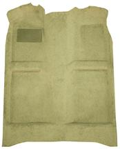 Mustang ACC Mass Back Floor Carpet Saddle Tan (94-98)