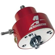 Mustang Aeromotive 5.0L Adjustable Fuel Pressure Regulator, 35-70 psi (86-93)
