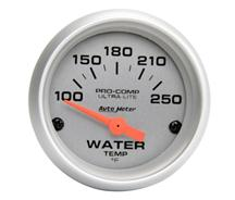 Autometer  Ultra Lite Short Sweep Coolant Gauge - 2 1/16""