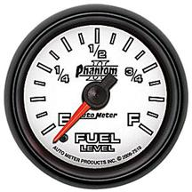 Auto Meter Phantom II Fuel Level Gauge 2 1/16""