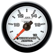 Auto Meter Phantom II Wideband Air/Fuel Gauge 2 1/16""