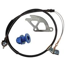 Mustang BBK Adjustable Clutch Cable Kit (79-95)