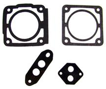 Mustang BBK 65mm/70mm Throttle Body Gasket Kit (86-93) 5.0L