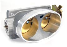 Mustang BBK  Twin 62mm Throttle Body Satin (96-01) 4V 4.6