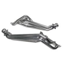 "Mustang BBK Long Tube Headers - 1 7/8"" Polished Silver Ceramic (11-14) 5.0"