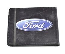 Ford Oval Logo Wallet