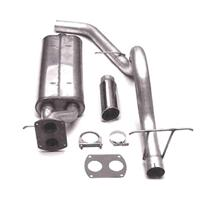 F-150 SVT Lightning Bassani Cat-Back System Stainless  (93-95)