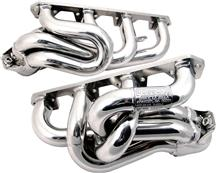 Bassani Equal Length Headers Chrome (93-95)
