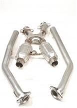 Mustang Bassani Catalytic X-Pipe Aluminized (94-95) 5.0