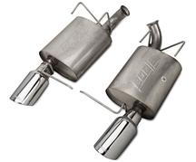 Mustang Borla S-Type Axle Back Exhaust (11-14)