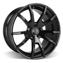 Mustang CDC Outlaw Wheel - 20x9 Gloss Hyper Black (05-15)