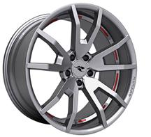 Mustang CDC Outlaw Wheel - 20x10 Hyper Silver (05-15)