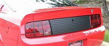 Mustang CDC Decklid Trim Panel (05-09)