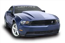 "Mustang Cervini's 2.5"" Cowl Induction Hood (10-12)"
