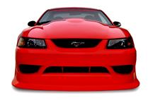 Mustang Cervinis  2000 Cobra R Style Front Bumper Cover (99-04)