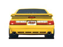 Mustang LX Saleen Style Rear Valance (87-93)