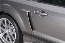 Mustang Cervini's C-Series Quarter Panel Scoops (05-09)