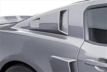 Mustang Cervini's Quarter Window Scoops (10-14)
