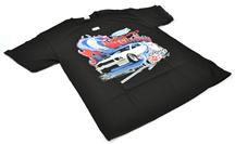 Cobra Jet T-Shirt, Medium Black