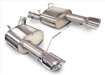 Mustang Corsa Extreme Axleback Exhaust System (11-14) 5.0L 5.4L