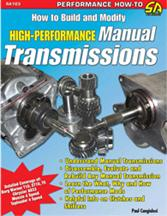 How To Build High Performance Manual Transmissions Book