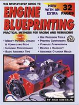 Engine Blueprinting Book
