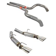 "Mustang Dynomax 3"" Ultra Flo Catback Exhaust (05-09)"