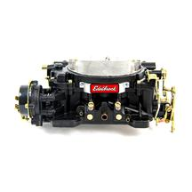 Edelbrock  Performer Carburetor - 600 cfm  Electric Choke - Black Finish