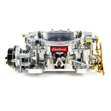 Edelbrock  Performer Carburetor - 600 cfm  Electric Choke - Satin Finish