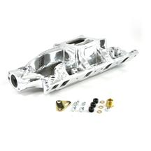 Mustang Edelbrock  Performer RPM Air-Gap Intake Manifold Polished (79-85) 5.0