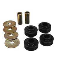 Mustang Energy Suspension IRS Differential Mount Bushing Kit Black (15-16)