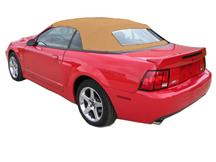 Mustang Electron Top Convertible Top Tan Cloth (03-04)