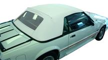 Mustang Electron Top Convertible Top Bright White (1993)
