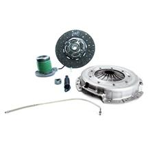 Mustang Exedy Mach 500 Stage 2 Clutch Kit 10 Spline (05-10)