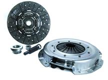 Mustang Exedy Mach 500 Stage 2 Clutch Kit 26 Spline (96-04)