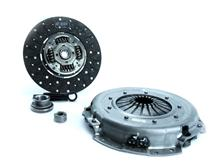 Mustang Exedy Mach 400 Stage 1 Clutch Kit (96-04)