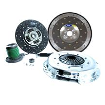 "Mustang Exedy Stage 2 Clutch Kit w/ Billet Alum. Flywheel 11""-23 Spline (2015) 3.7"