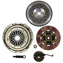 Mustang Exedy Stage 3 Clutch Kit w/ Billet Alum. Flywheel (2015) 3.7