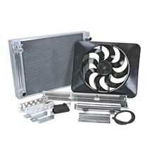 Mustang Flex-A-Lite  Radiator And Fan Kit (79-93) 5.0 5.8