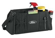 FORD LOGO CANVAS TRUNK ORGANIZER