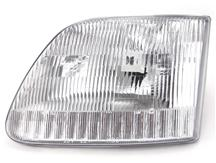 F-150 SVT Lightning LH Headlight (99-00)