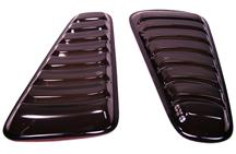 Mustang Quarter Window Covers (05-09)
