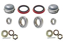 1979-93 Mustang Front Brake Rotor Installation Hardware Kit